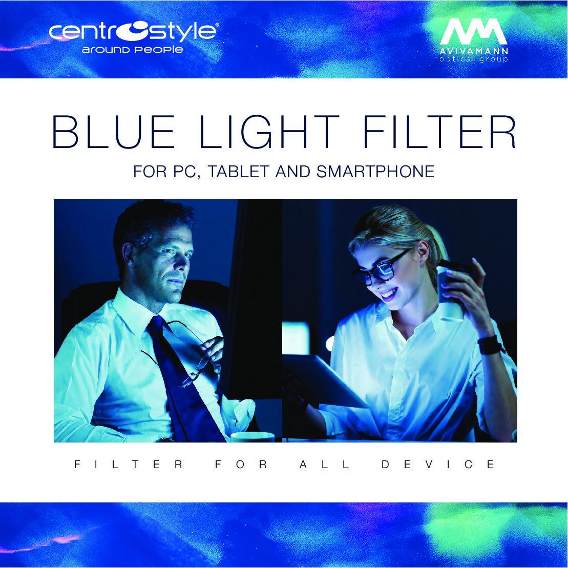Blue Light Frames